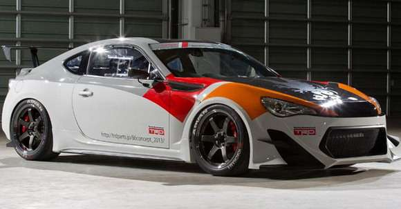 Toyota GT 86 tuning