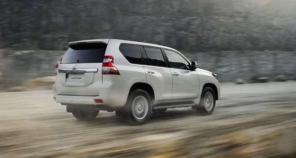 Nowa Toyota Land Cruiser 2014