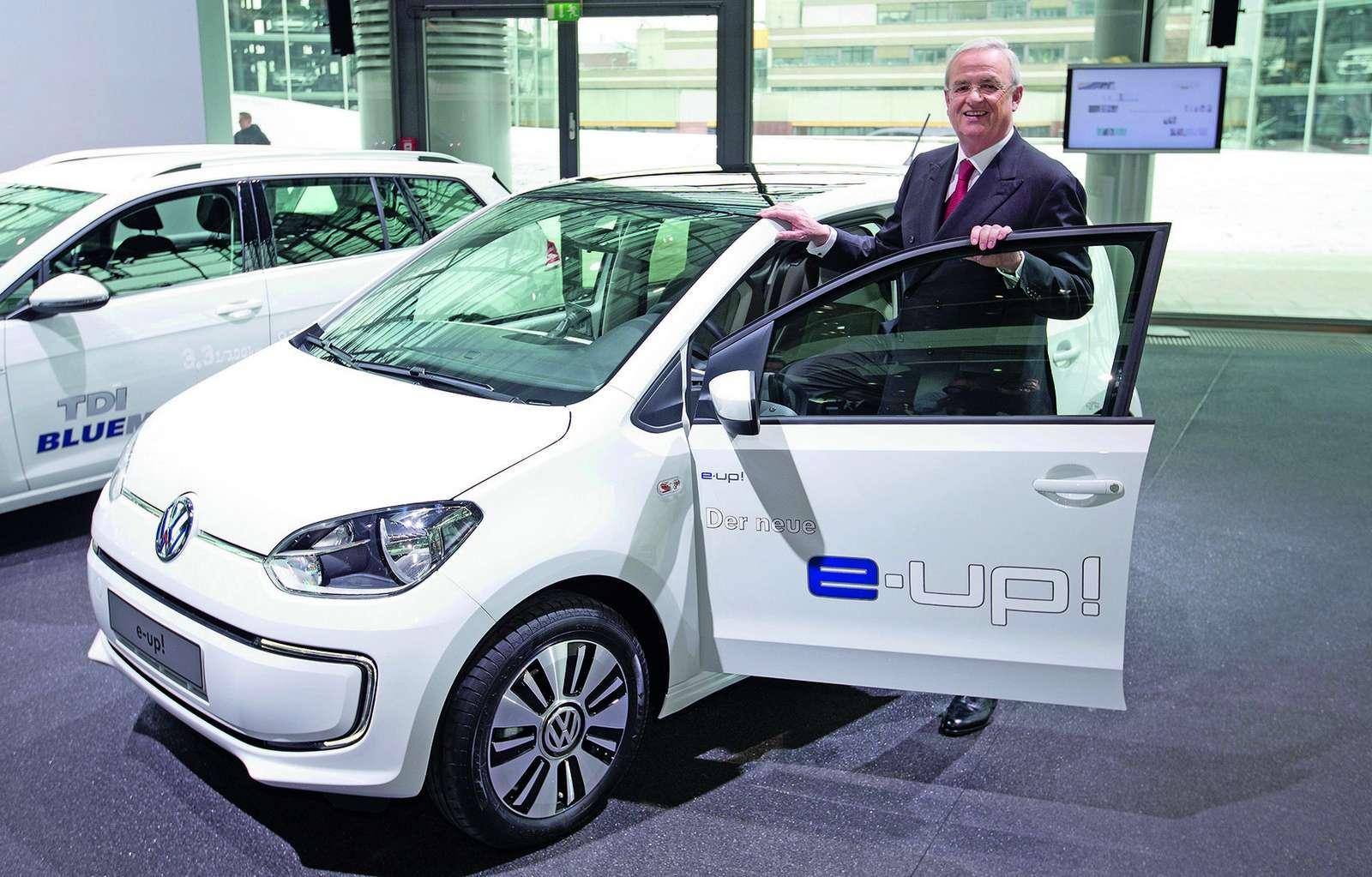 Volkswagen - Jahrespressekonferenz 2013