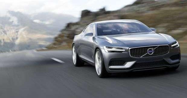 Volvo Concept C Coupe