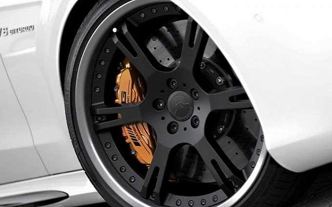 Mercedes E63 AMG S-Model tuning