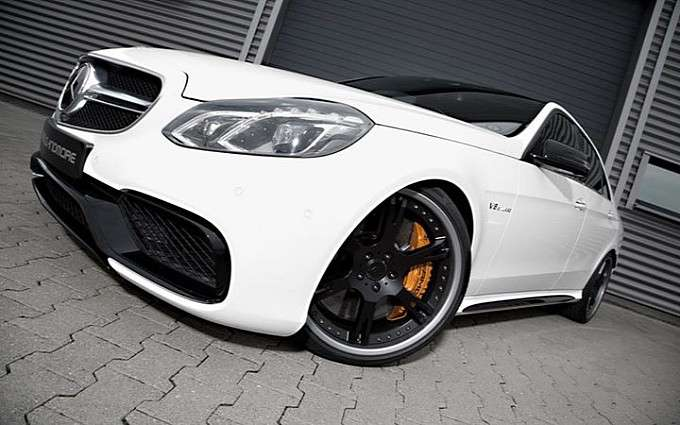 Mercedes E63 AMG S-Model tuning