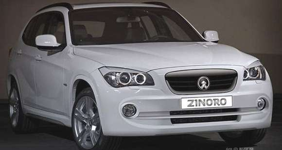 Podrobione BMW X1