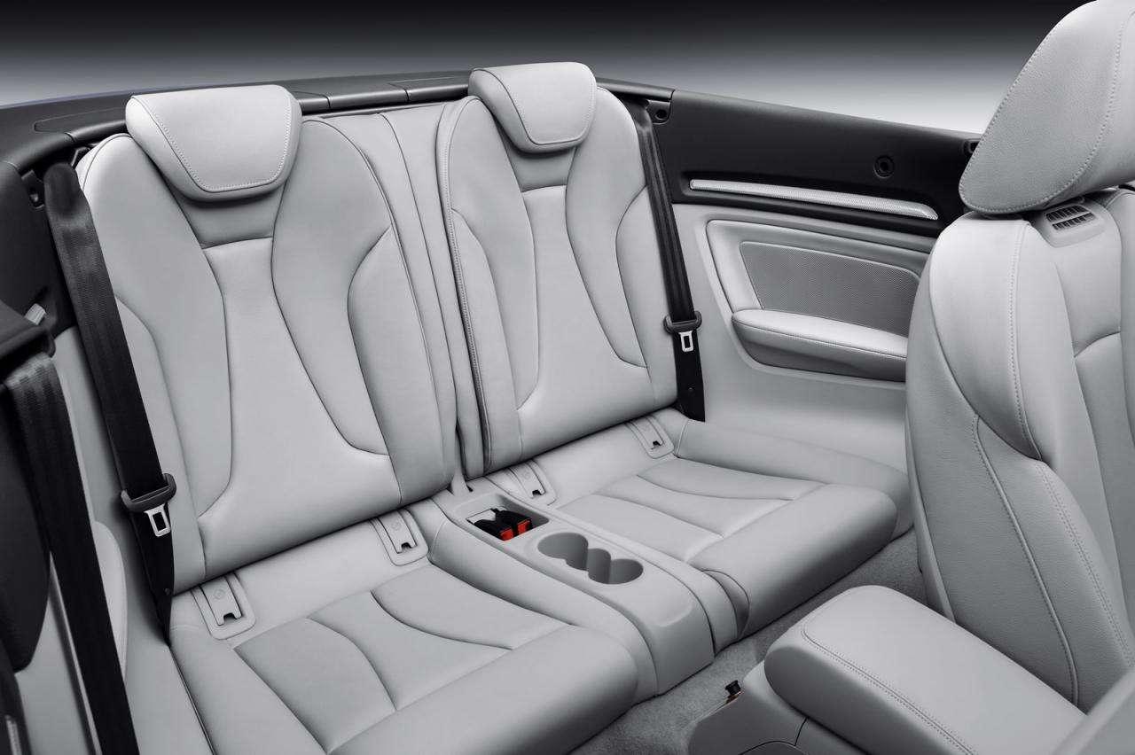 Audi A3 Cabrio 2014