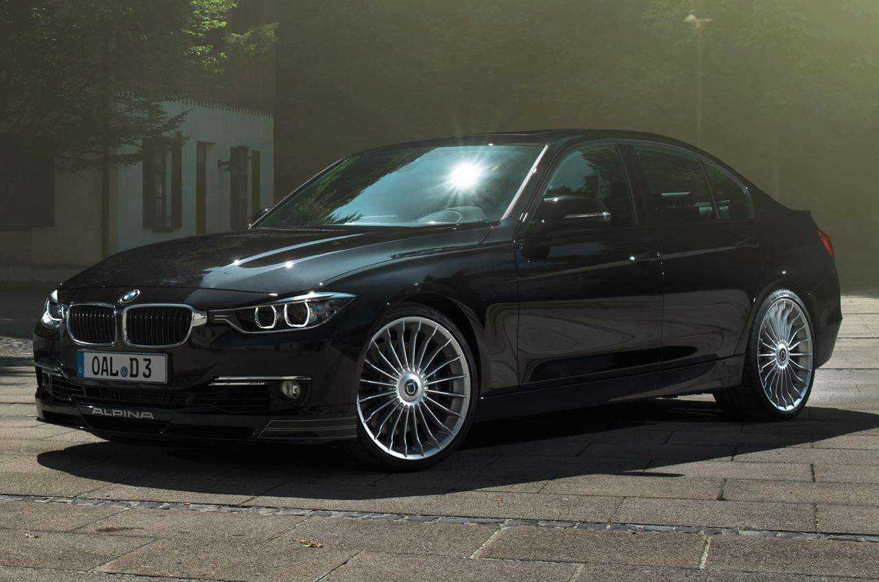 Alpina D3 Bi-Turbo 2014