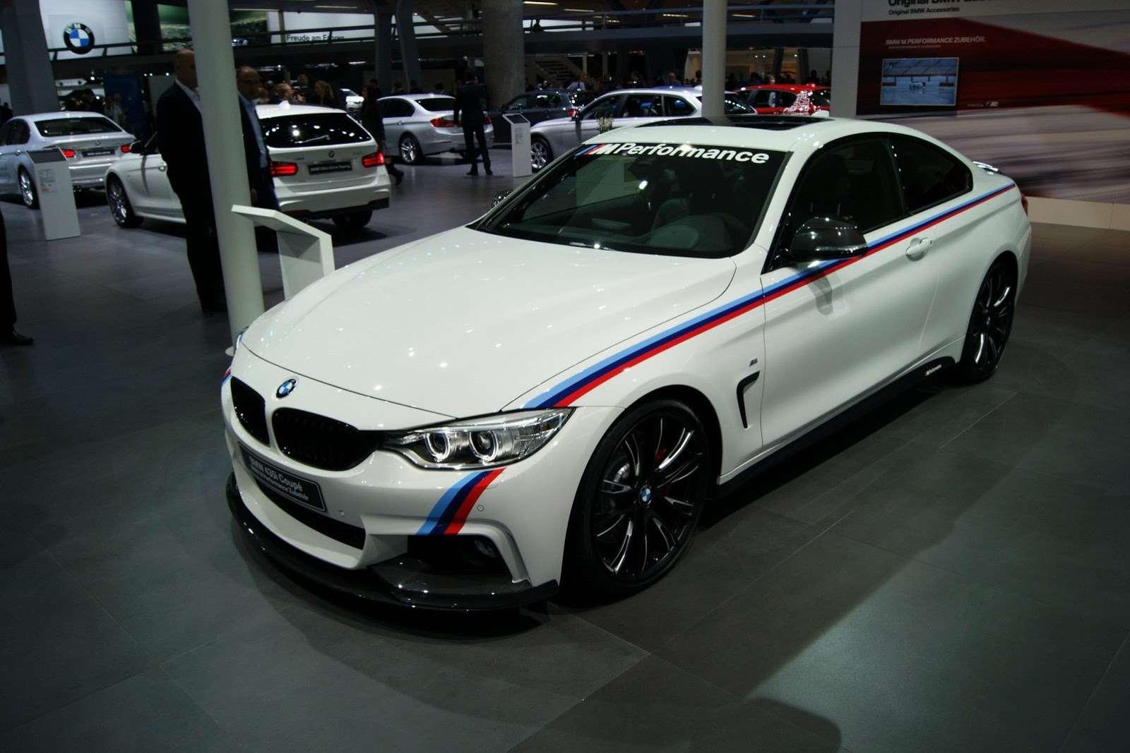 BMW serii 4 Coupe M-Pakiet Frankfurt