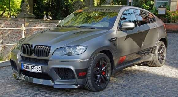 BMW X6M tuning Cam Shaft