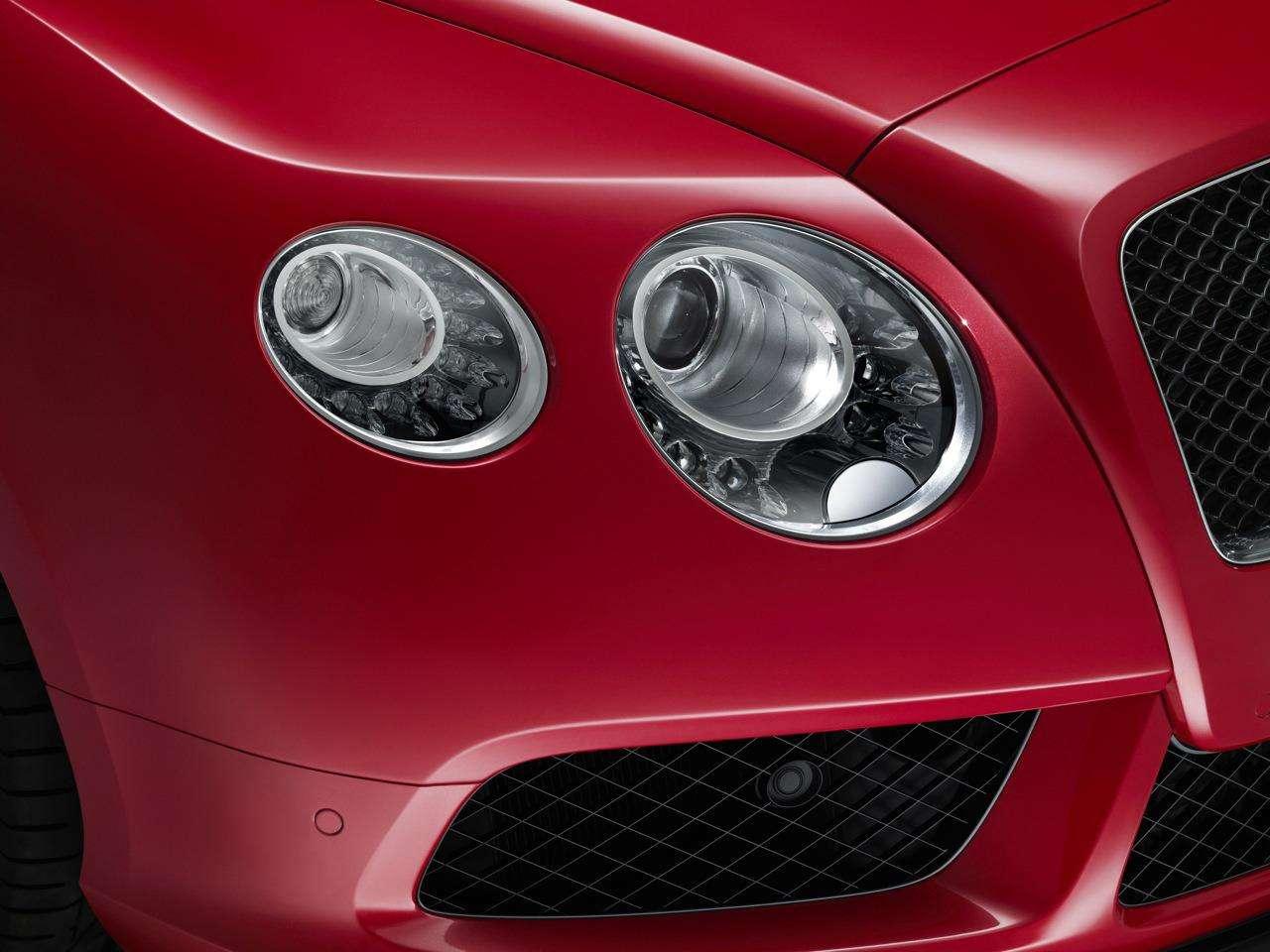 Bentley Continental GT V8 S 2014