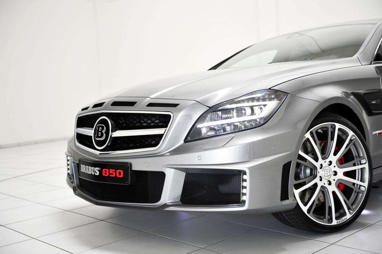 Brabus 850 Shooting Brake 6.0 Biturbo 4MATIC