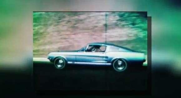 Caroll Shelby Mustang