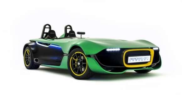 Caterham AeroSeven koncept