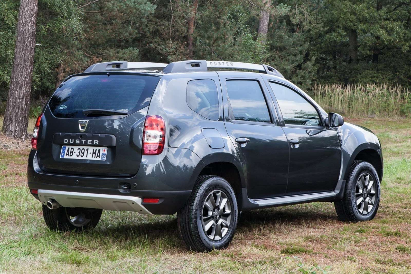 Dacia Duster facelift