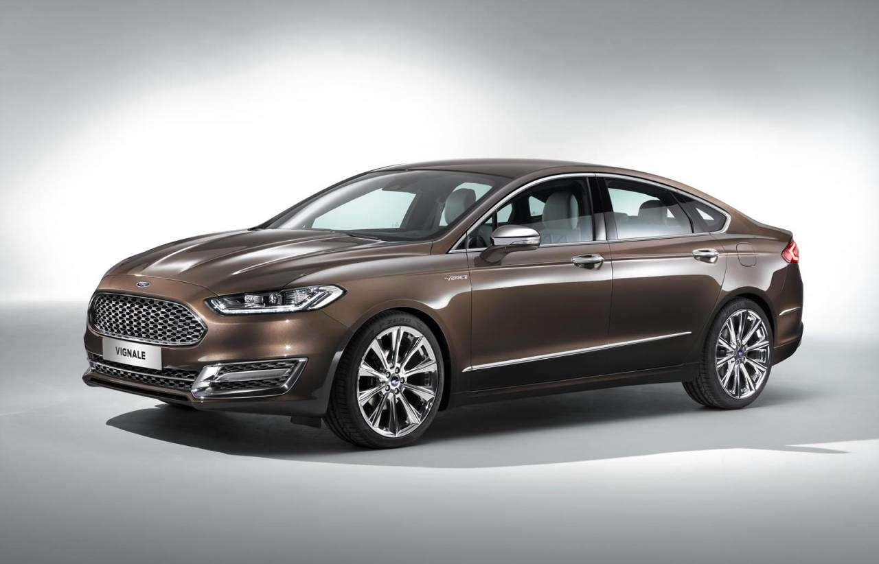 Ford Vignale Concept 2013