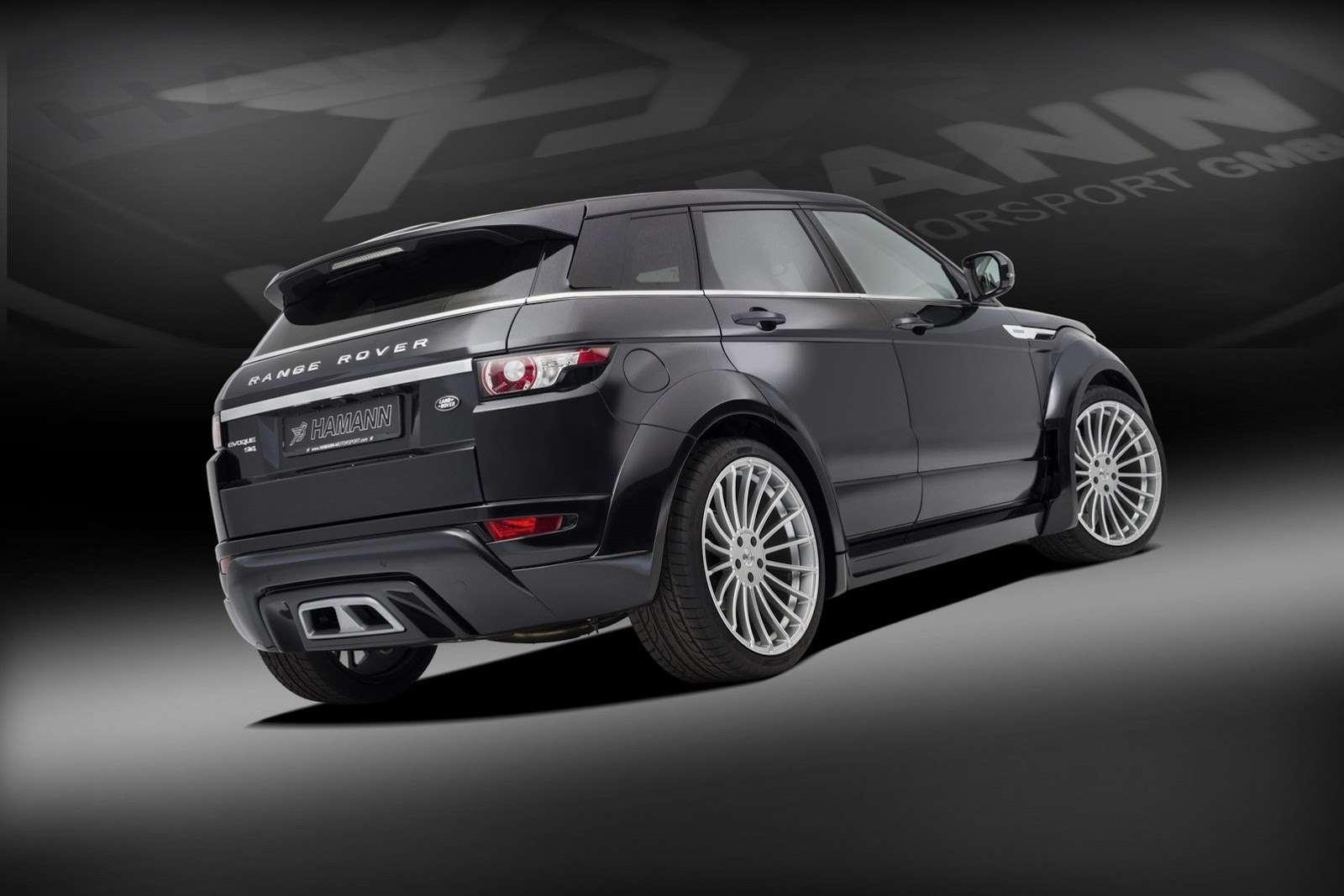 Range Rover Hamann Frankfurt 2013