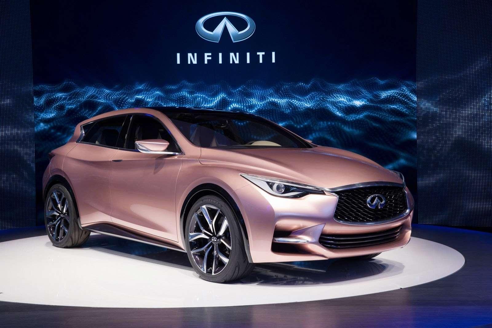 Infiniti Q30 Concept, Frankfurt Motor Show 2013,embargo till 10th september 10:30 CET