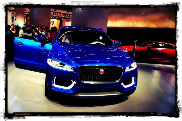 Jaguar Frankfurt motor show 2013