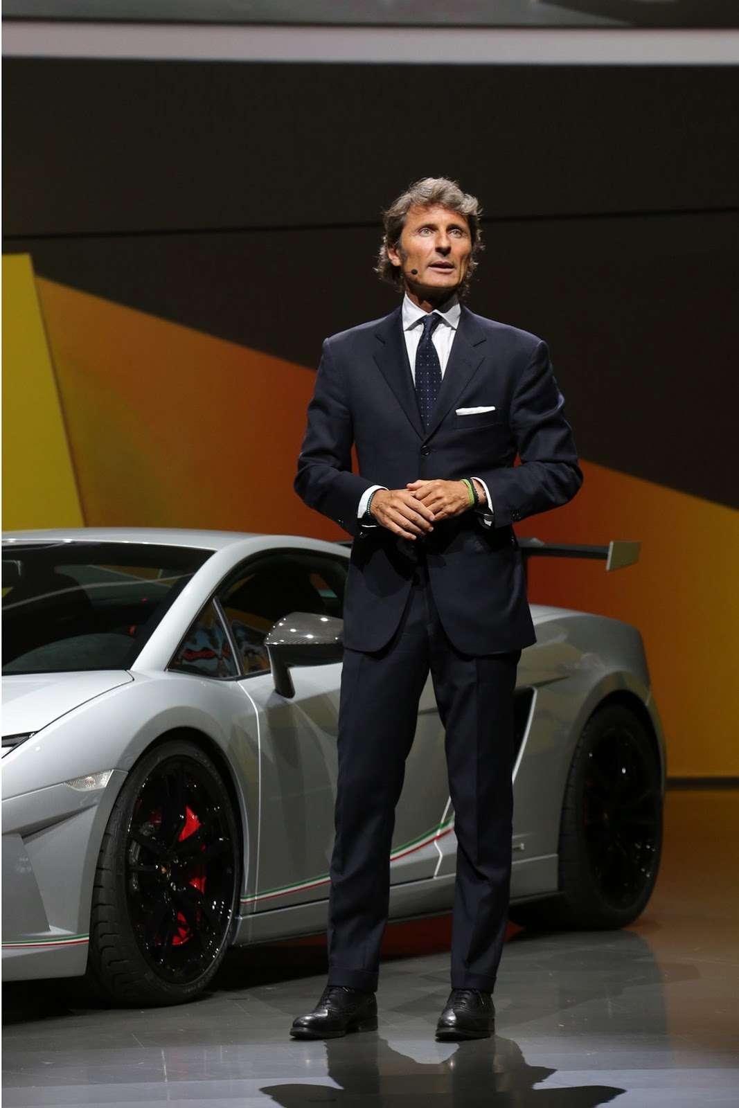 Lamborghini Gallardo LP 570-4 Squadra Corse Edition