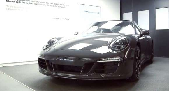 Porsche 911 Carrera 4S Exclusive Edition