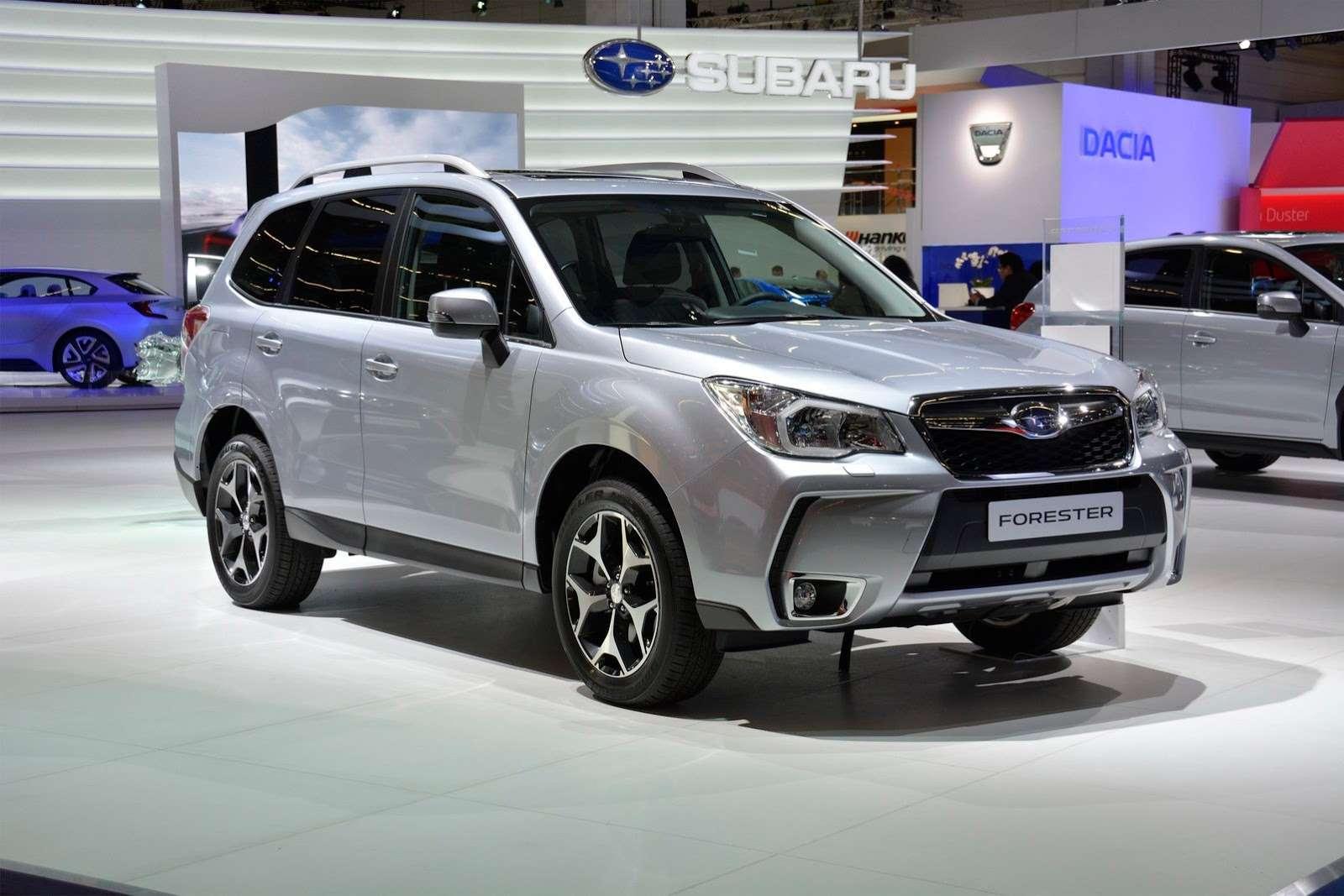 Subaru Forester Frankfurt