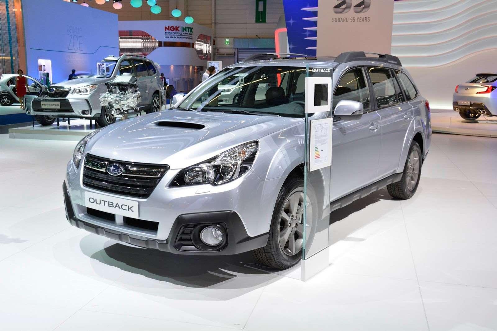 Subaru Outback Frankfurt