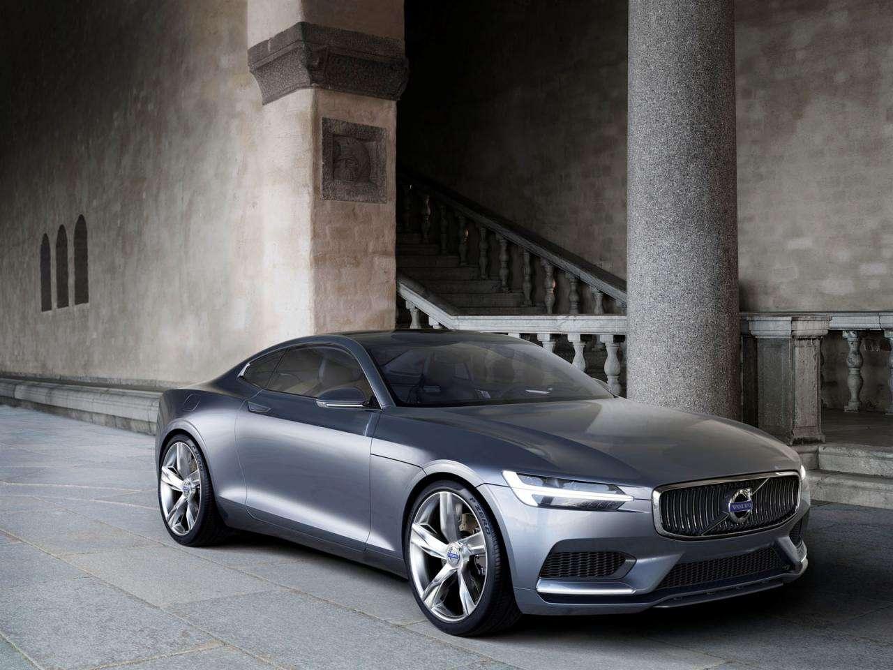Volvo Concept Coupe