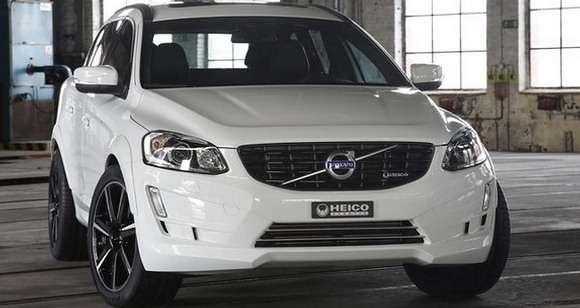 Nowe Volvo XC60 tuning Heico Sportiv