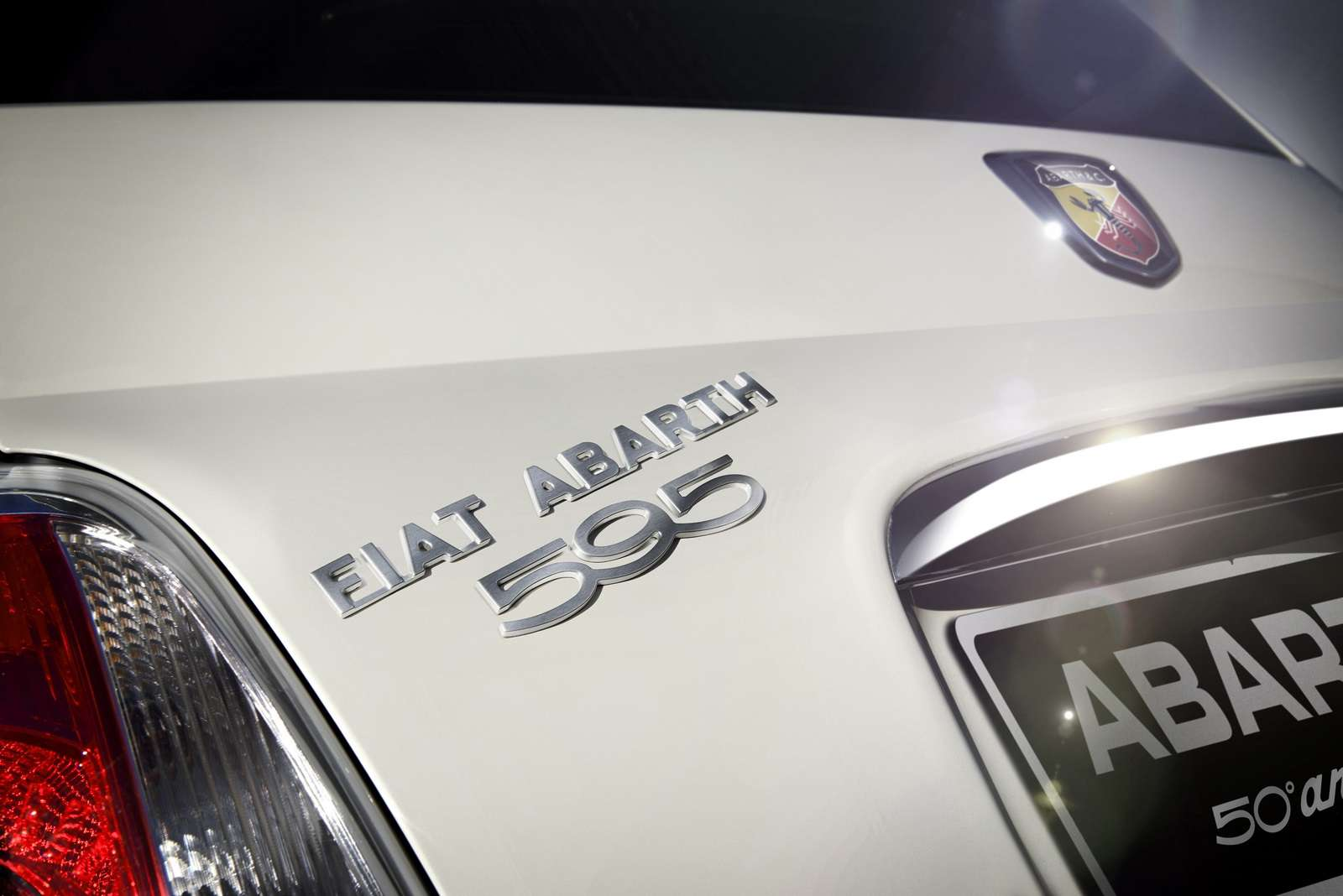 Fiat 595 Abarth 50th Anniversary