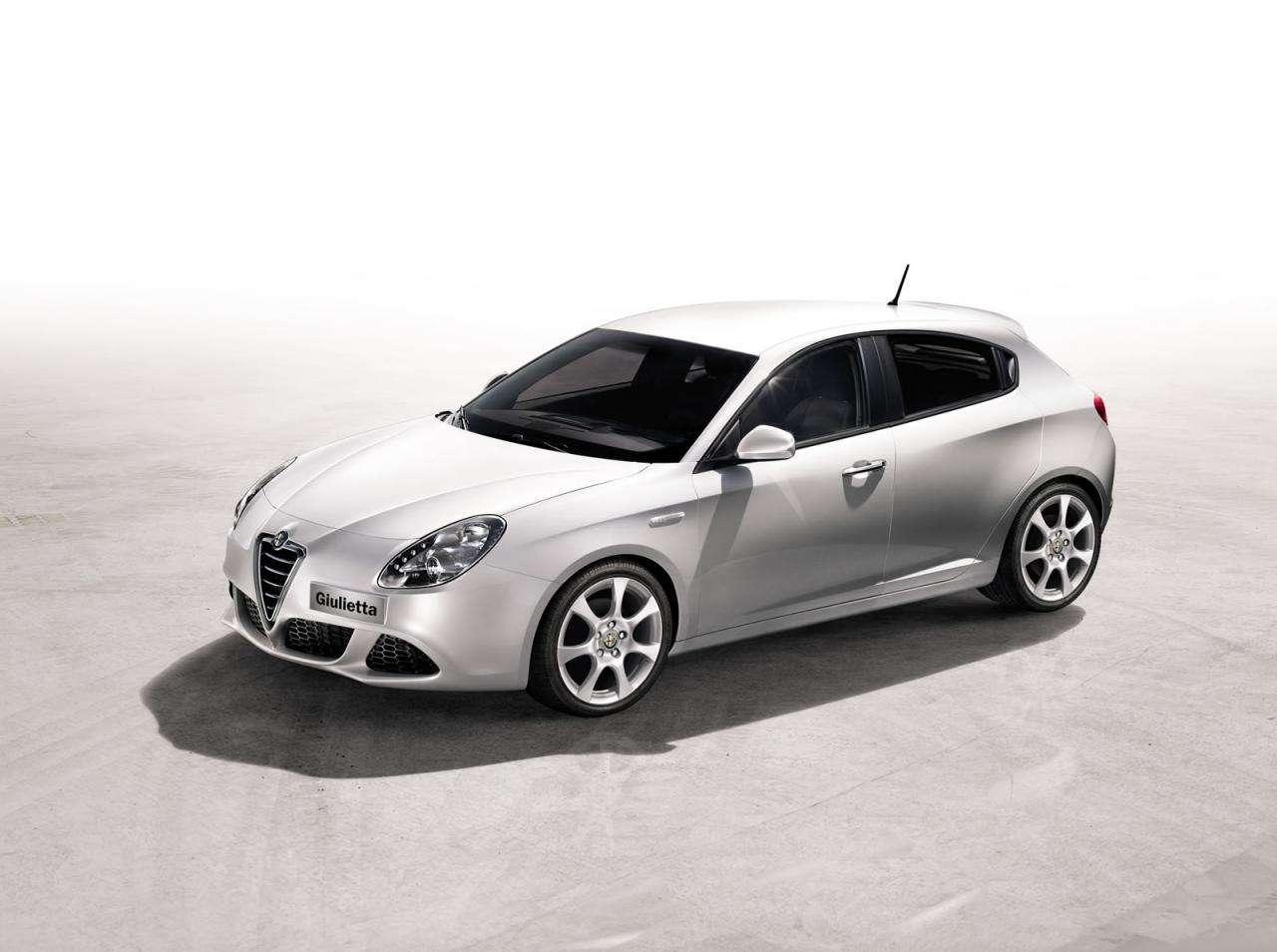 Alfa Romeo Giulietta facelift 2014