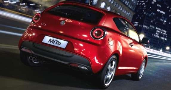 Alfa Romeo MiTo facelift 2014