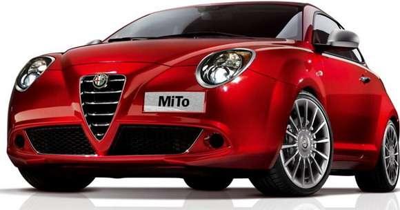 Alfa Romeo MiTo 2014 facelifting