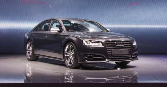 Audi S8 2014 Frankfurt
