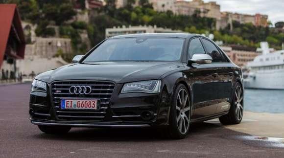 Audi S8 tuning MTM