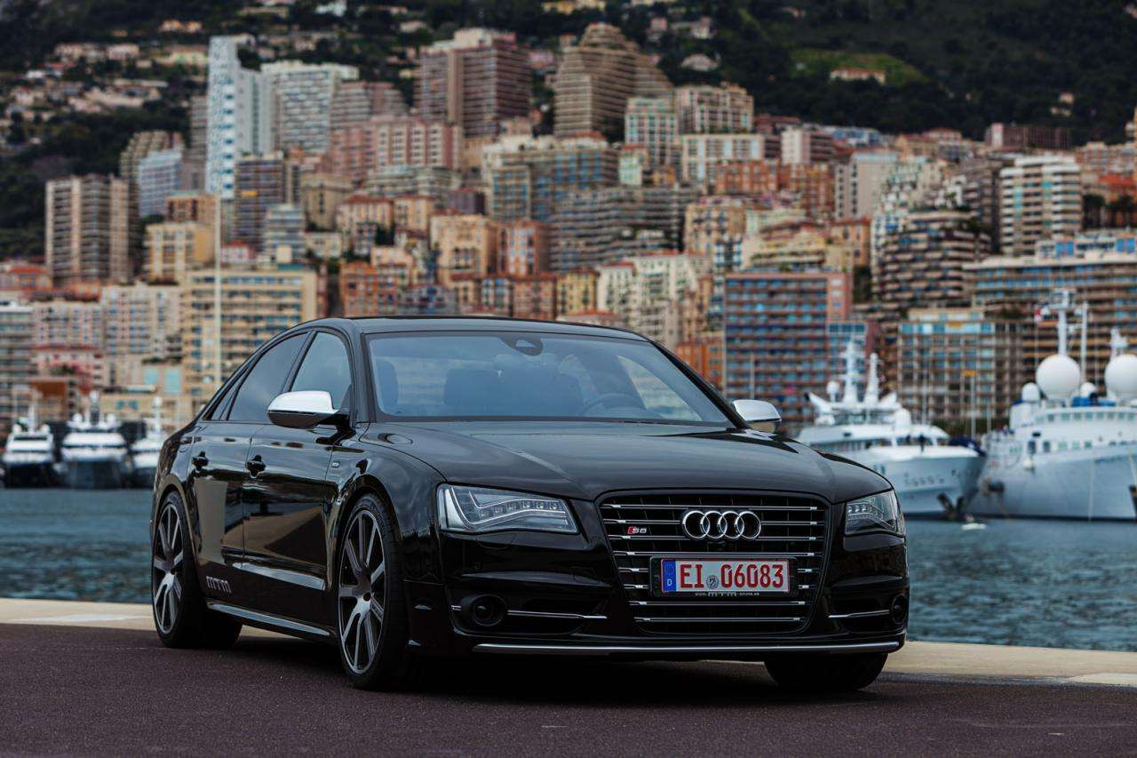 Audi S8 MTM
