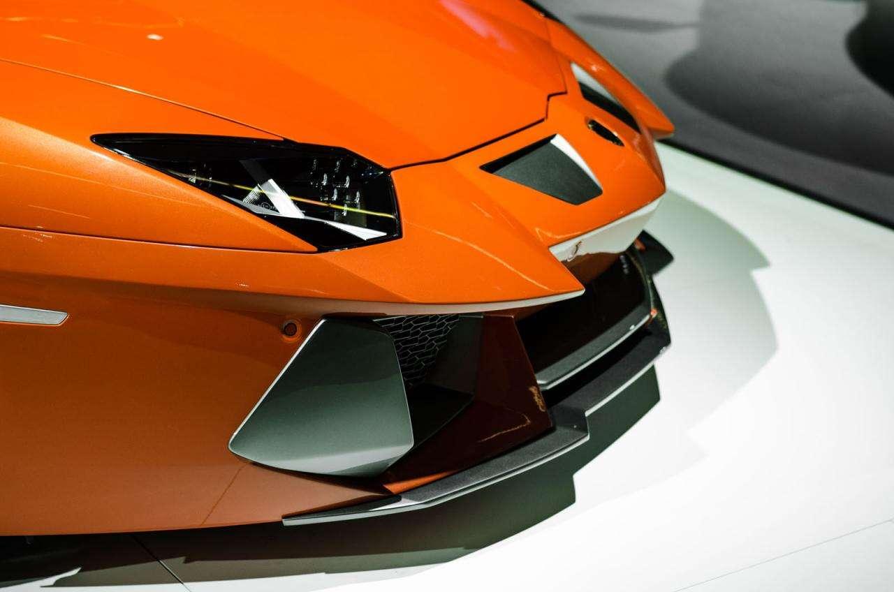 Lamborghini Aventador Hamman Frankfurt 2013