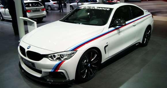 BMW serii 4 Coupe M