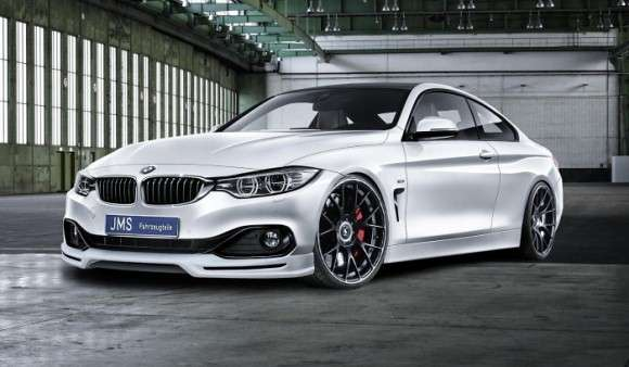 BMW serii 4 by JMS