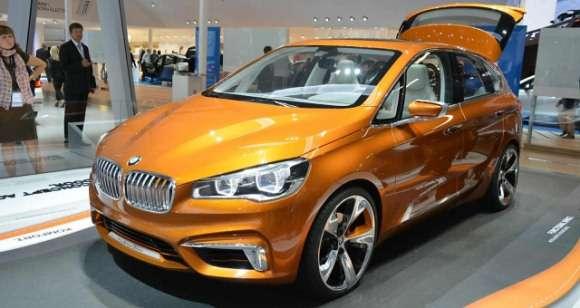 BMW Concept Active Tourer Outdoor 2013 Frankfurt Motor Show