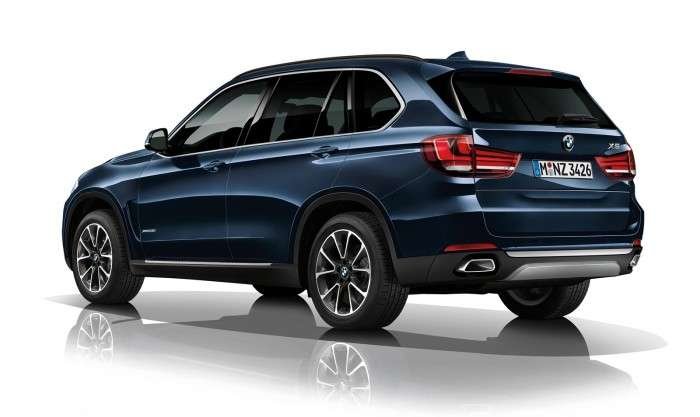 BMW Concept X5 Security Plus