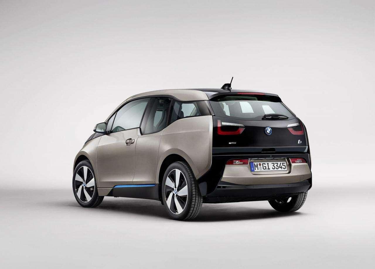 BMW i3 2014 produkcja