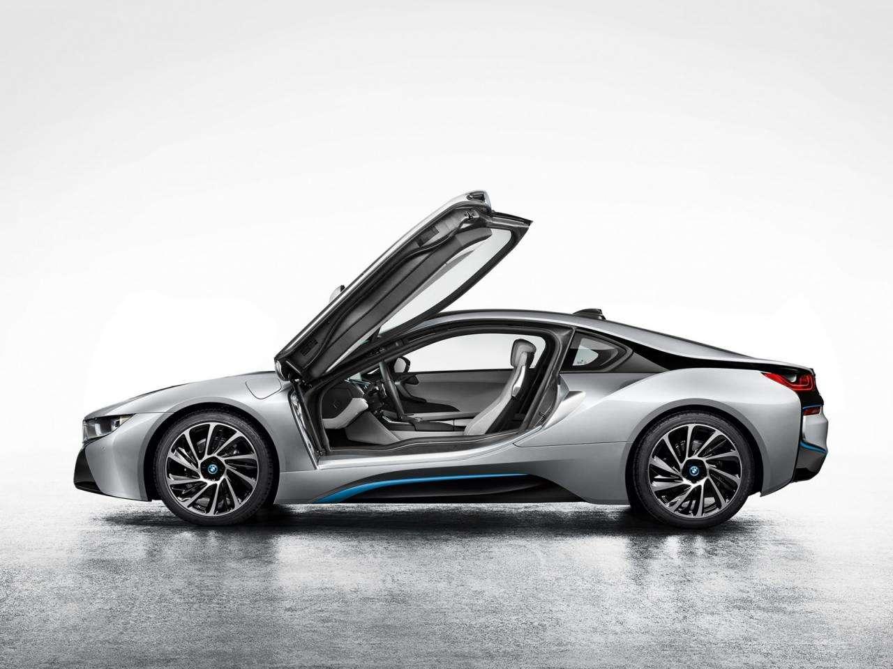 BMW i8 2014 wersja produkcyjna
