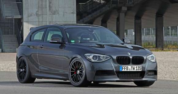 BMW M135i tuning