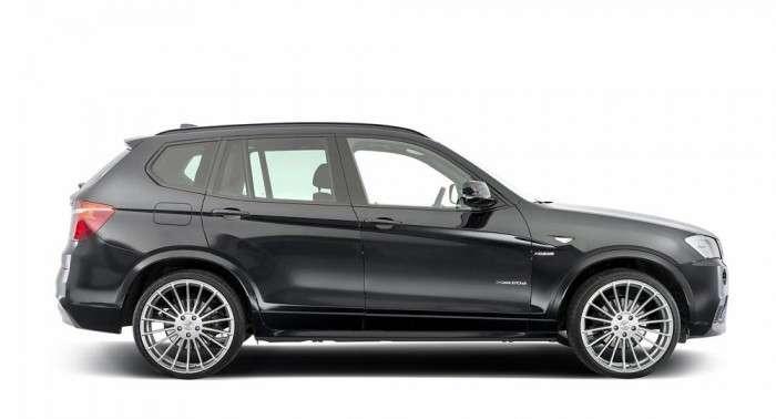 BMW X3 Hamann