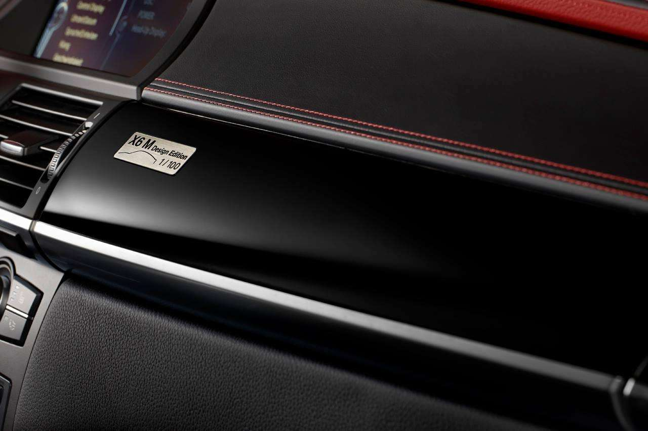 MW X6 M Design Edition
