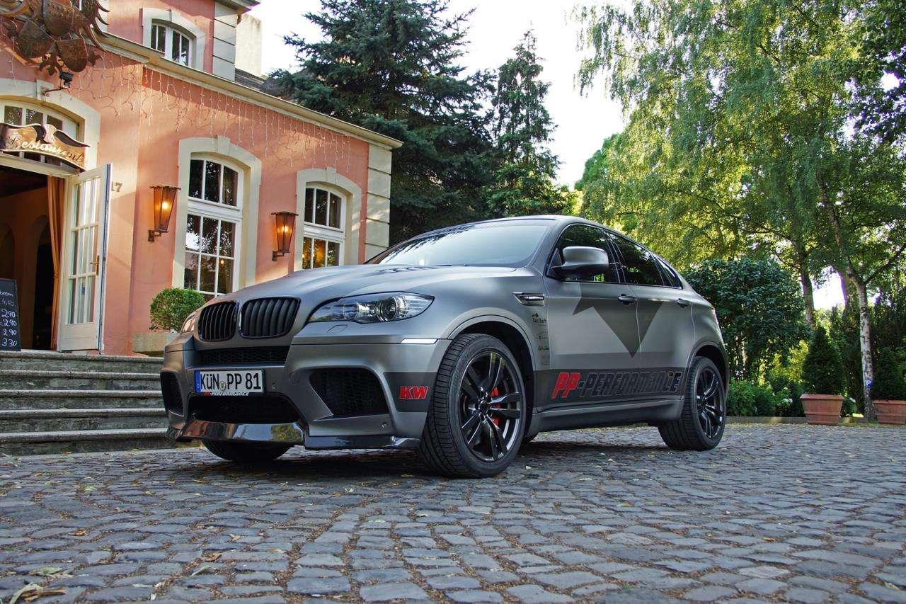 BMW X6M Cam Shaft