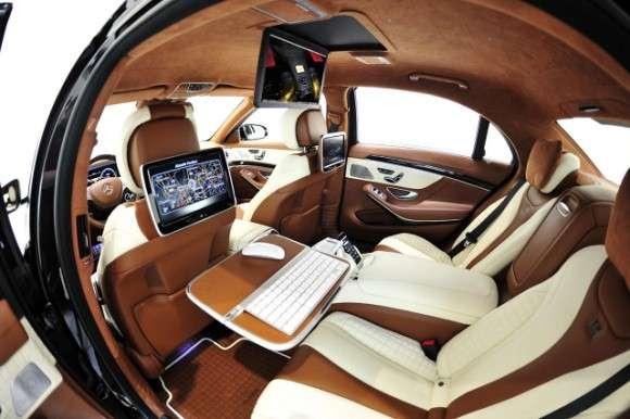 Samochód luksusowy Brabus