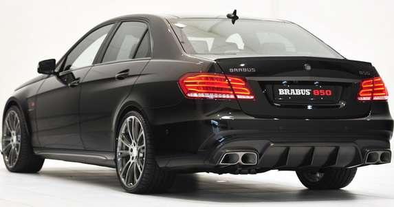 Brabus 850 6.0 Biturbo E63 AMG