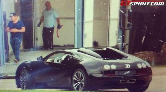 Bugatti Veyron 16.4 Grand Sport Vitesse Legend Edition live