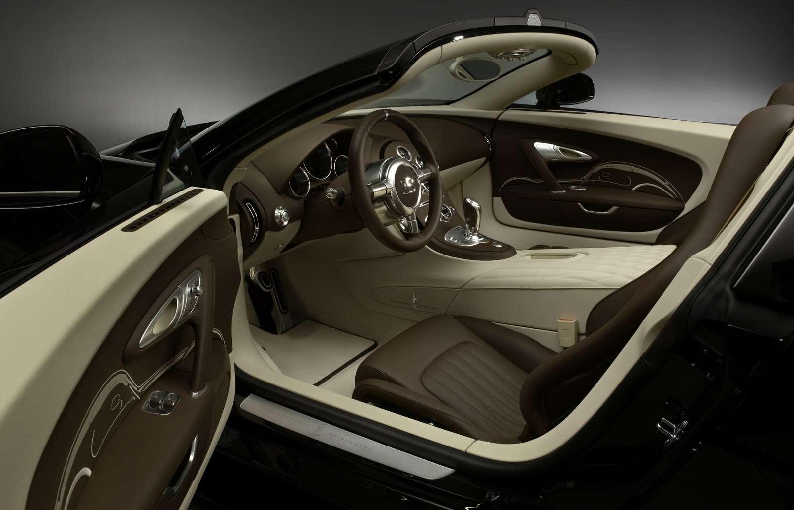Bugatti Veyron 16.4 Grand Sport Vitesse Jean Bugatti