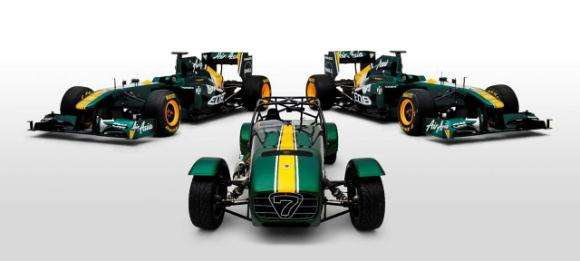 Caterham Lotus