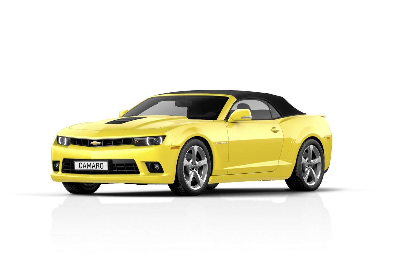Chevrolet Camaro convertible (MY2014)